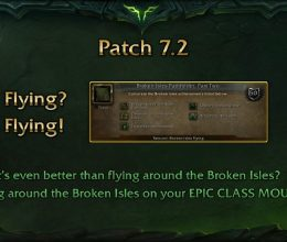 Blizzard Backtracks on Flying Achievement Requirements