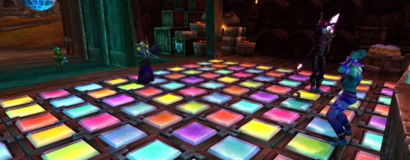 World of Warcraft's Latest 7.2.5 Build Offers Dancing and Pet Battle